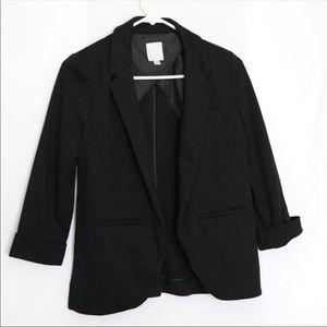 LC Lauren Conrad black blazer